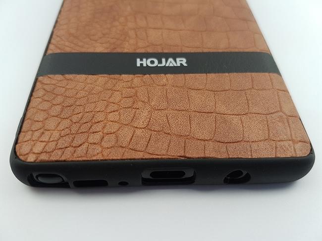Ốp lưng da Galaxy Note 8 hiệu Hojar