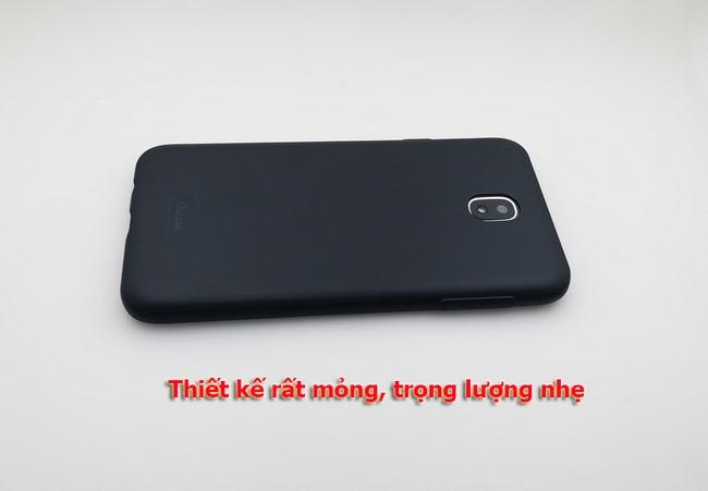 Ốp lưng dẻo màu Samsung J7 Pro hiệu Oucase