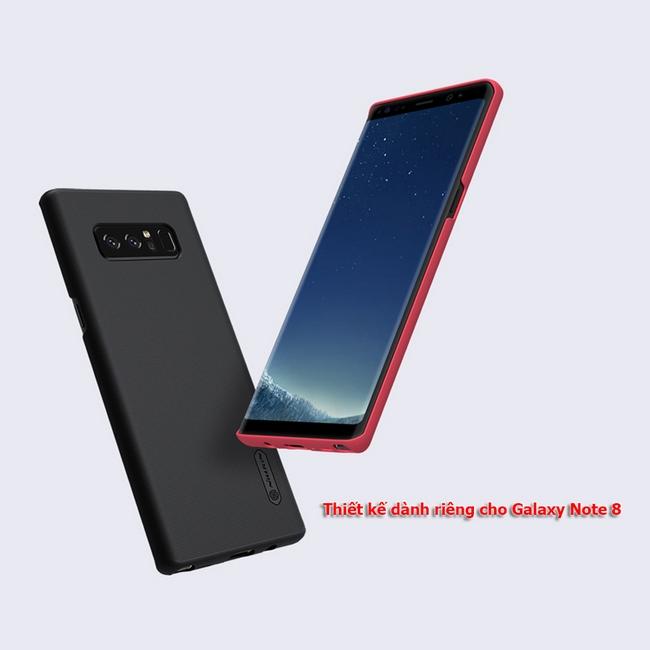 Ốp lưng Samsung Note 8 hiệu Nillkin