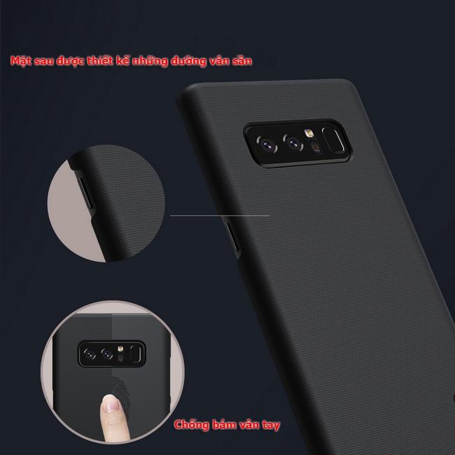 Ốp lưng Samsung Note 8 Nillkin