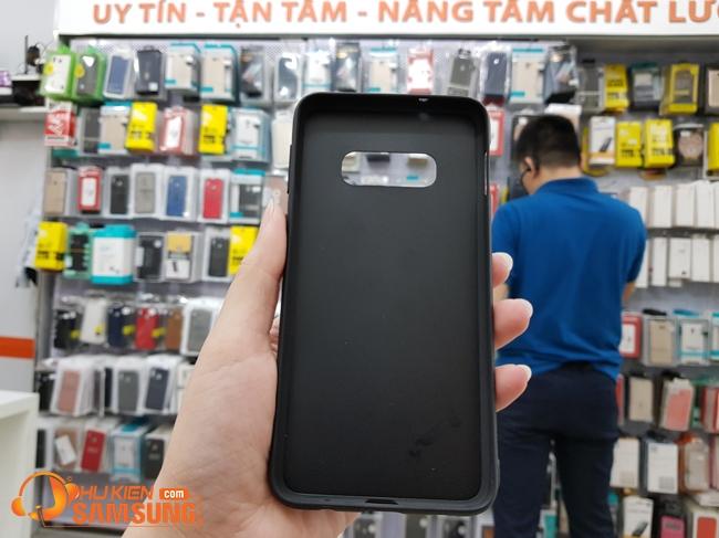 Ốp lưng Samsung Galaxy S10E Nillkin Synthetic fiber đẹp