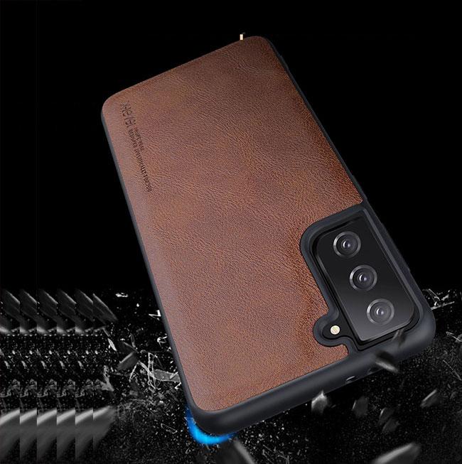 ốp lưng Samsung S21 Ultra, Plus da đẹp giá rẻ X-Level