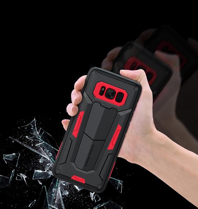 Ốp lưng chống sốc Galaxy S8 hiệu Nillkin Defender 2