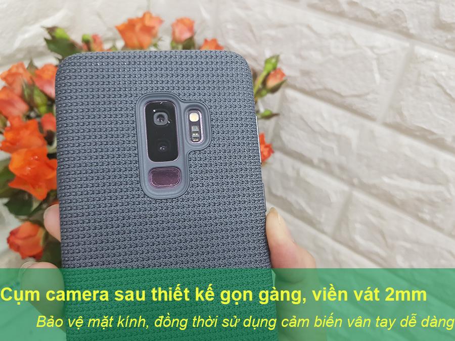 Ốp lưng Hyperknit Galaxy S9 Plus chính hãng