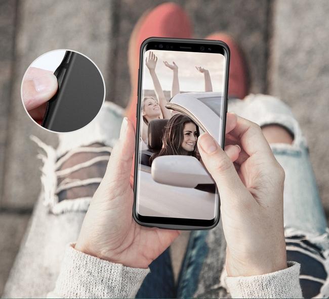 Ốp lưng kiêm pin dự phòng Galaxy S8 Plus hiệu Baseus
