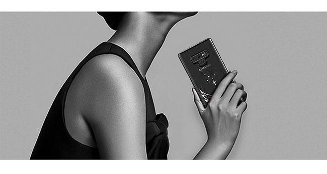Ốp lưng KINGXBAR Samsung Galaxy Note 9 N960 Thiên Nga giá rẻ