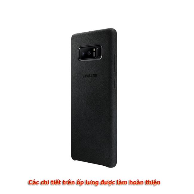 ốp lưng Alcantara Samsung Note 8