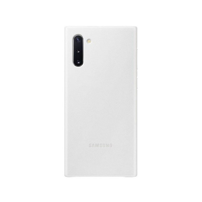 ốp lưng learther cover Note 10 đẹp