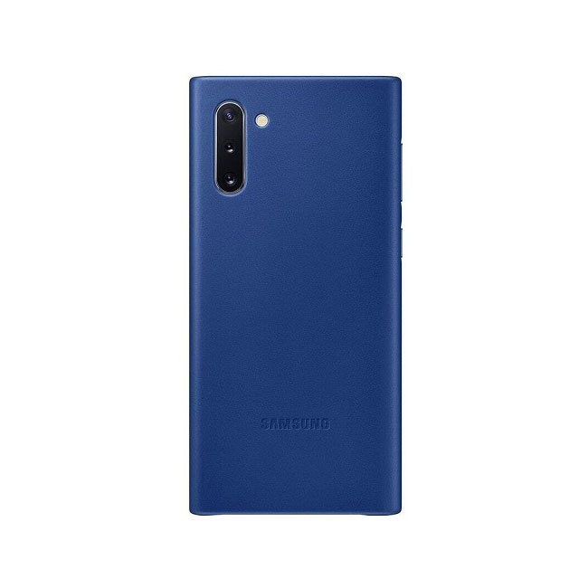 ốp lưng da thật Leather Cover Galaxy Note 10