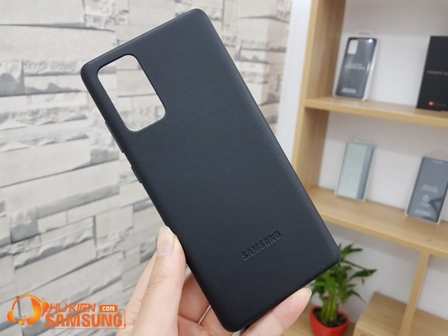 ốp lưng Leather Cover Galaxy Note 20 chính hãng