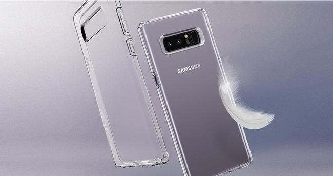 Ốp lưng Galaxy Note 8 Spigen Liquid Crytal