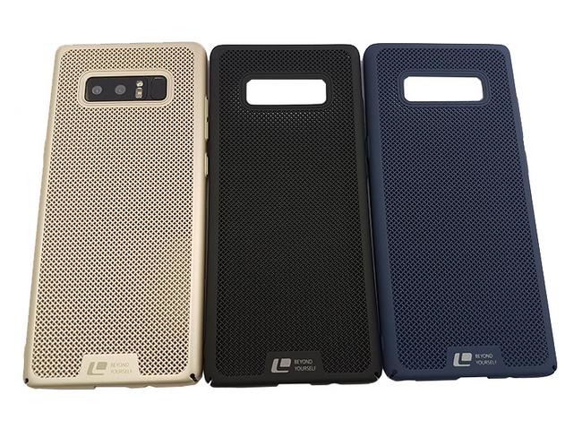 Ốp lưng tản nhiệt Galaxy Note 8 hiệu Loopee
