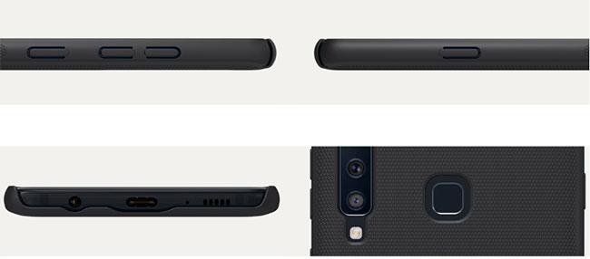 tai nghe Samsung A9 2018 hiệu Nillkin giá rẻ