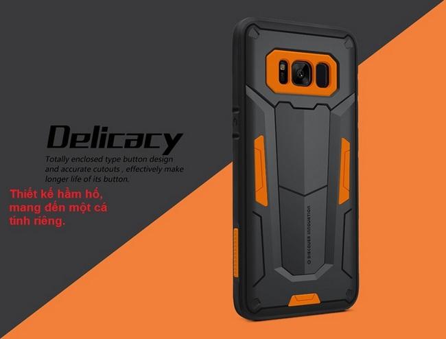 Ốp lưng chống sốc Galaxy S8 Plus hiệu Nillkin Defender 2