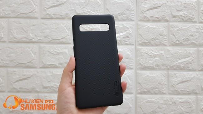 Ốp lưng Samsung S10 5G hiệu Nillkin đẹp
