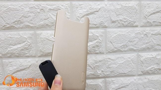 ốp lưng Samsung A90 hiệu Nillkin giá rẻ