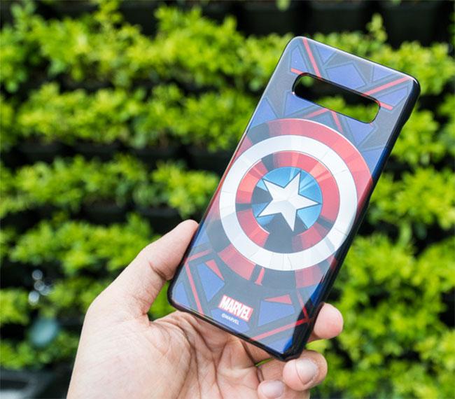Ốp lưng samsung S10 Plus Avenger EndGame Marvel