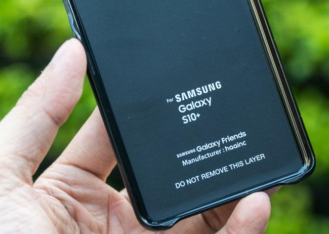 ốp lưng Marvel Samsung S10 Plus