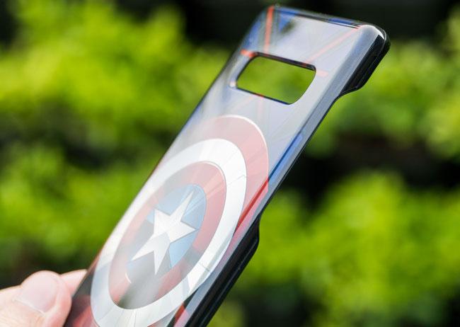 Ốp lưng samsung S10 Plus Avenger EndGame Marvel giá