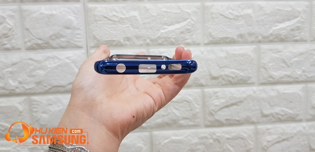 ốp lưng viền màu Samsung S10 Plus hiệu Baseus