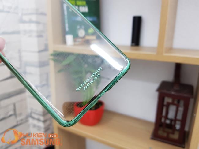 Ốp lưng Samsung S20 Plus Clear cover đẹp giá rẻ hà nội tphcm