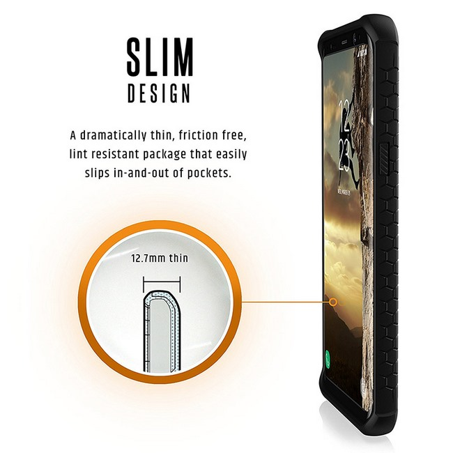 Ốp lưng Samsung S8 Plus UAG Monarch