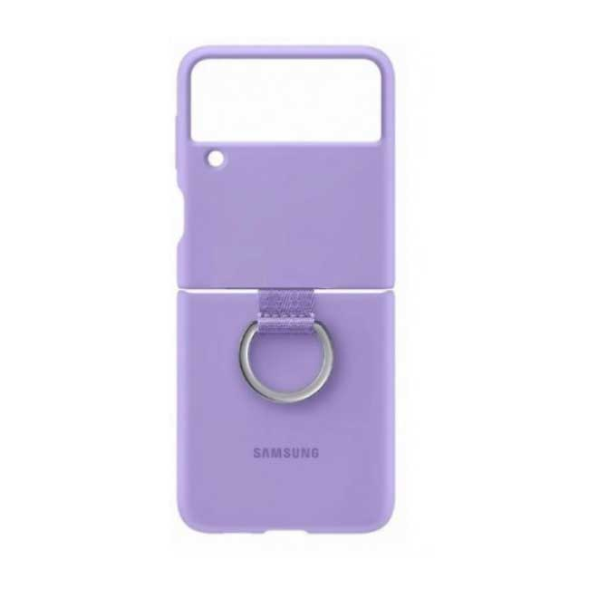 Ốp lưng Silicone Samsung Z Flip 3 chính hãng đẹp