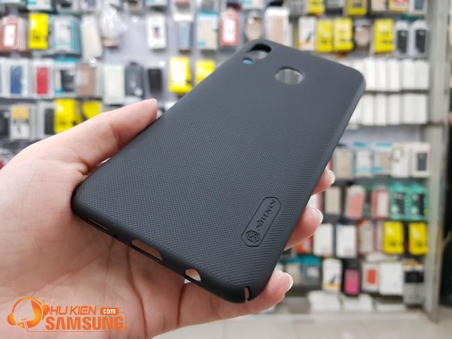 Ốp lưng sần Nillkin Samsung A30 đẹp