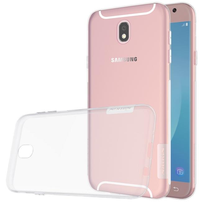 Ốp silicon Galaxy J7 Plus hiệu Nillkin