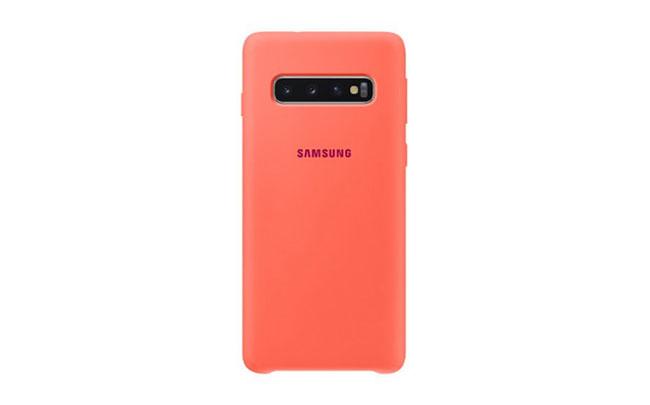 ốp lưng silicon màu Samsung Galaxy S10 chính hãng