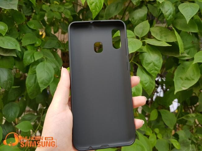 ốp lưng Silicon màu VU Samsung A30 đẹp