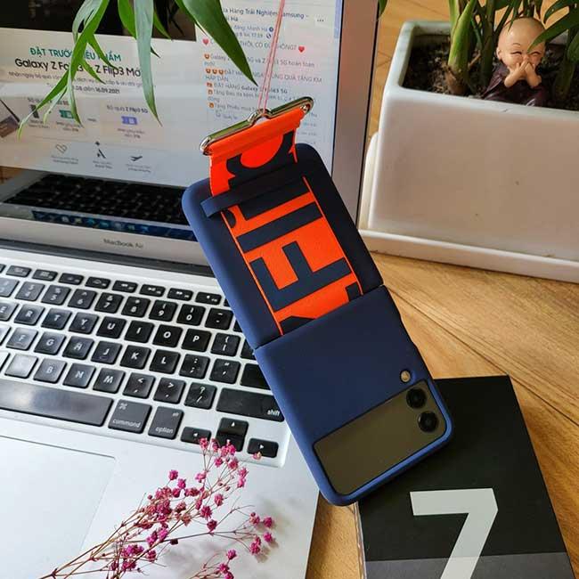 ốp lưng Galaxy Z Flip 3 đẹp, độc chính hãng Samsung