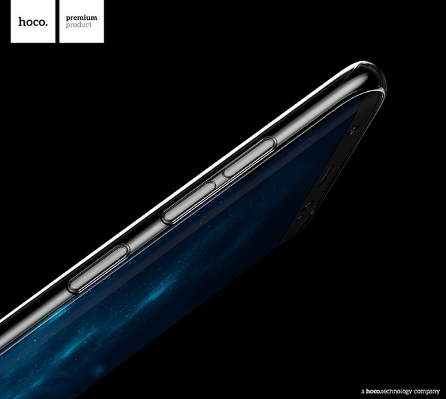 Ốp lưng Silicon Galaxy S8 Plus hiệu Hoco
