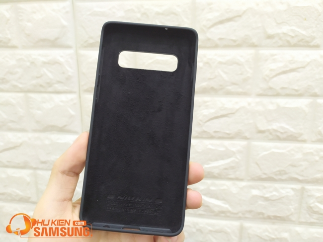 ỐP lưng silicon Samsung S10 Plus Nillkin Flex