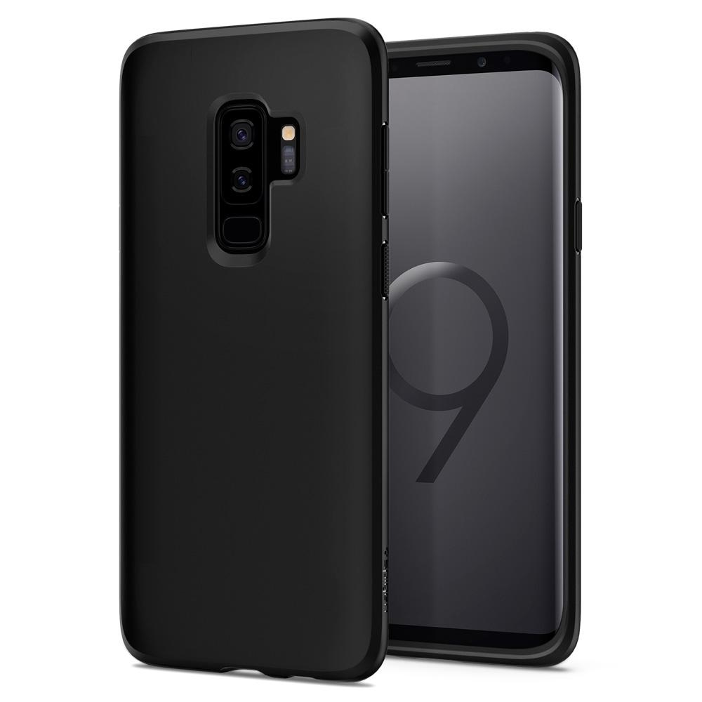 Ốp lưng Galaxy S9 Plus Spigen Liquid Crystal