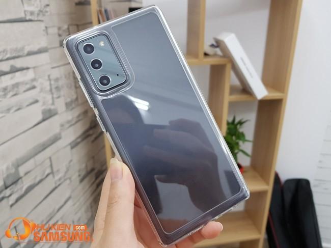 ốp lưng Samsung Note 20 Spigen Ultra Hybrid S