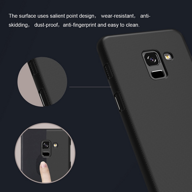 Ốp lưng Galaxy A8 Plus hiệu Nillkin