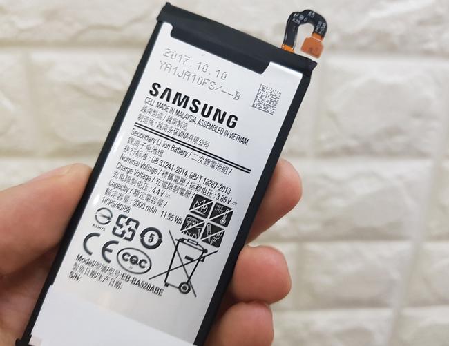 Pin Galaxy A5 2017 chính hãng