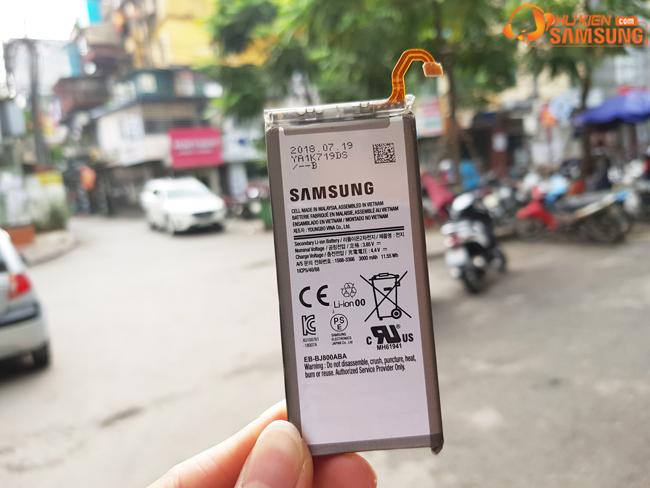 Pin Galaxy A6 2018 chính hãng