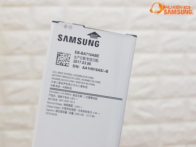 Pin Samsung Galaxy A7 2016 chính hãn