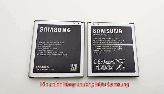 Pin Samsung Galaxy Grand Prime chính hãng
