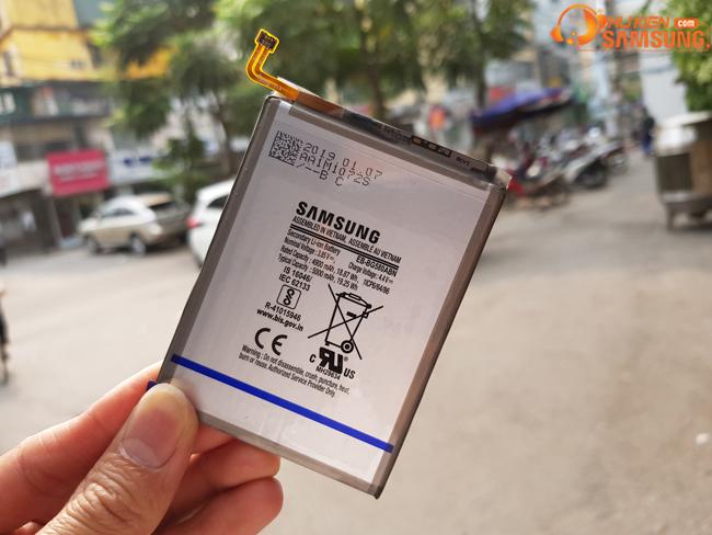 Pin Galaxy M20 chính hãng