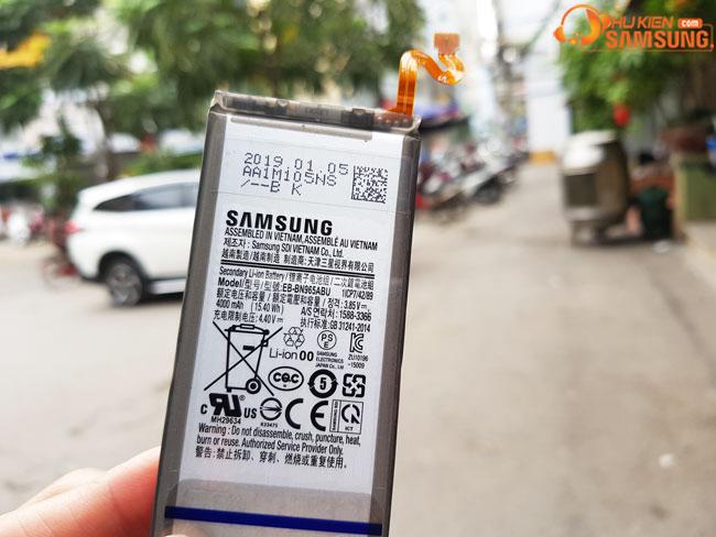 Pin Galaxy Note 9 chính hãng