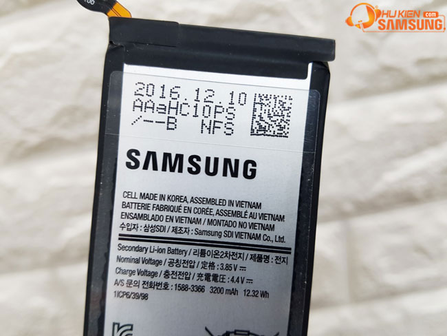 Pin Galaxy Note Fe-Note 7 chính hãng Samsung