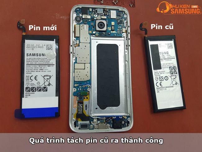 Pin Galaxy S7 chính hãng zin 100% Samsung