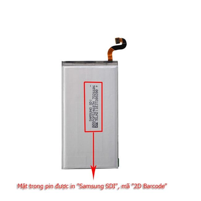 Pin Samsung S8 Plus