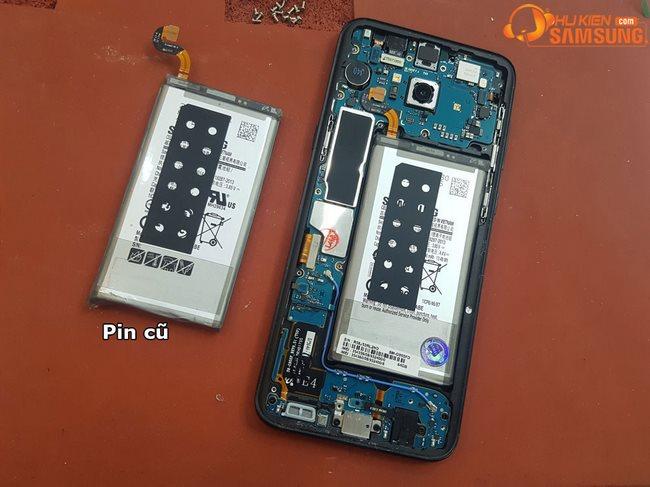 Pin Galaxy S8 Plus chính hãng