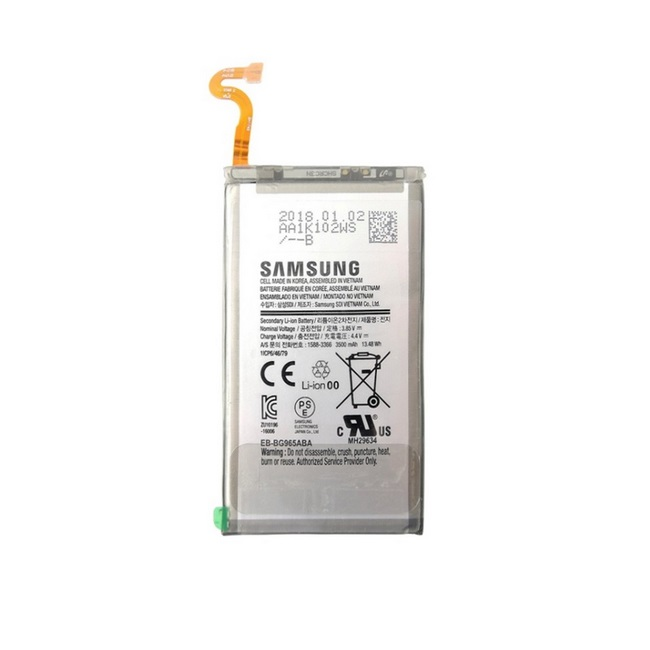 pin Samsung S9 Plus
