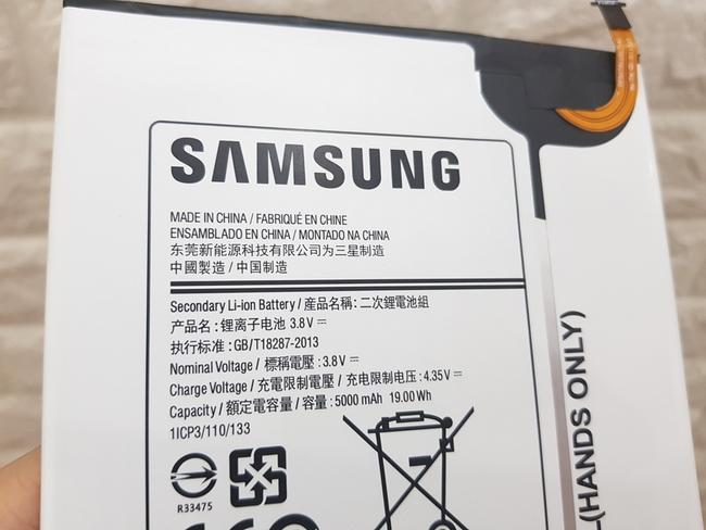 pin Samsung Tab E 9.6