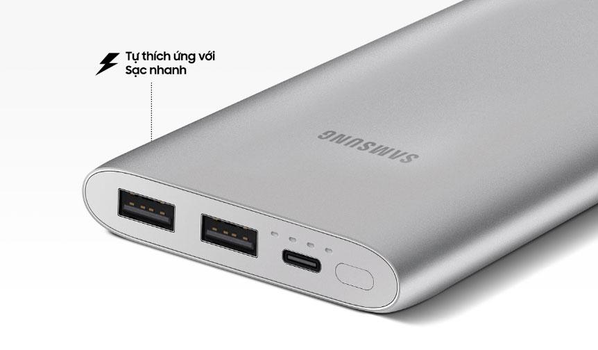 Pin sạc dự phòng Samsung EB-P1100 10000mAh chính hãng giá rẻ taioj Hà Nội